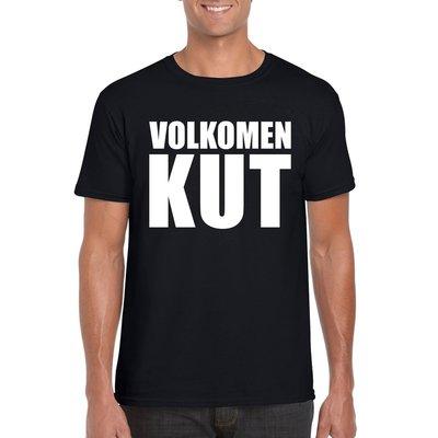 Shirt `volkomen kut`