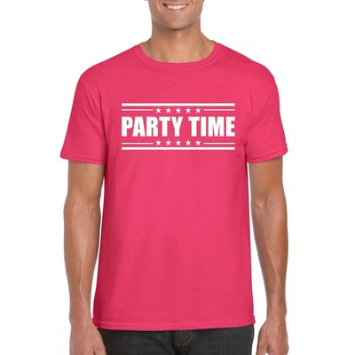 Shirt `Partytime`