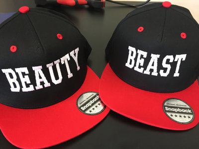 Snapback Cap Beauty Beats