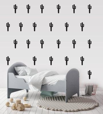Cactus muurstickers