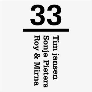 Voordeursticker huisnummer en namen