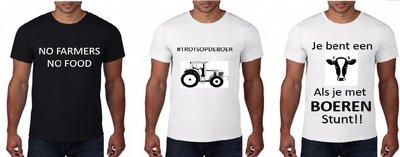 Shirt boerenprotest